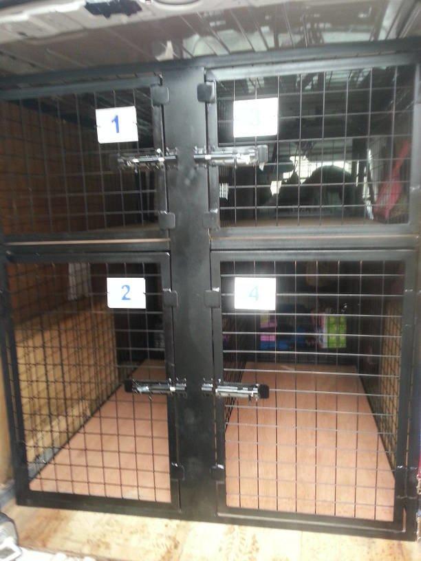 Van Cages Stallion Gates Amp Railings Fabrications